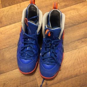 Mets color foamposits